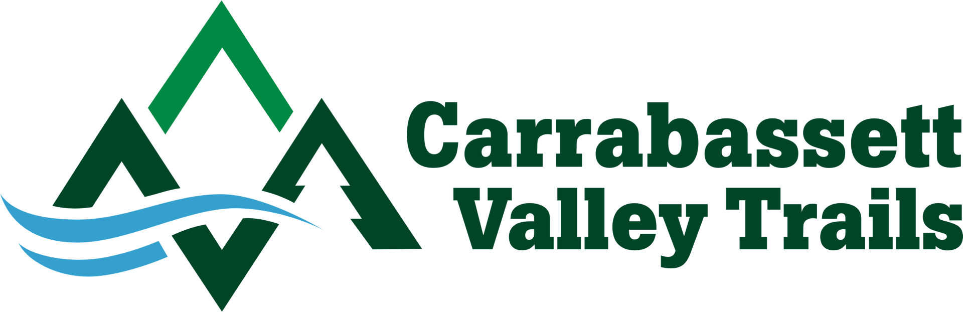 CV Trails Logo